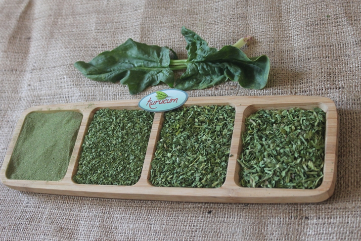 dried spinach -5