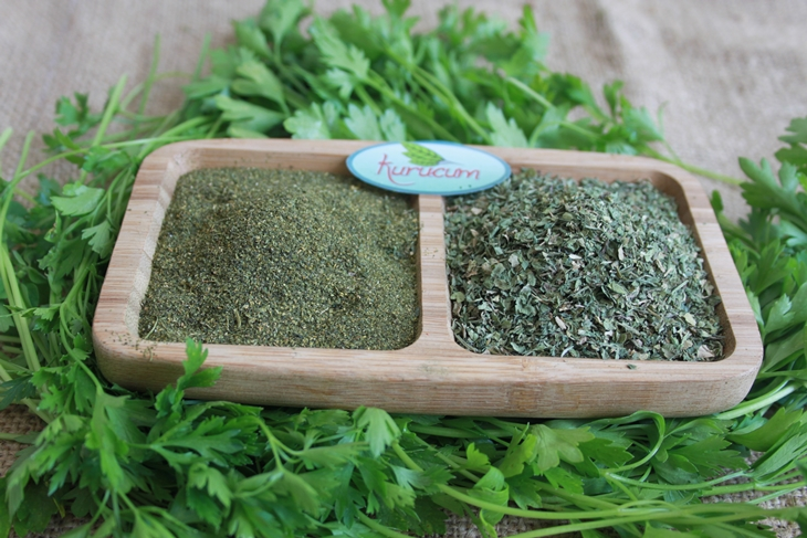 dried parsley -3