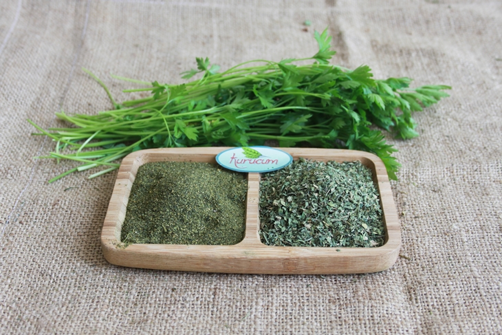 dried parsley -6